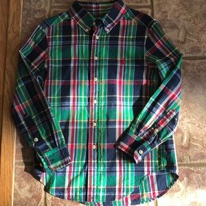 Perfect Polo Ralph Lauren LS shirt sz S (8)